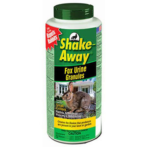 fox urine repellent