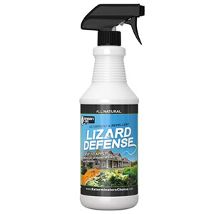 best lizard repellent spray