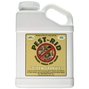 granules to keep lizards away