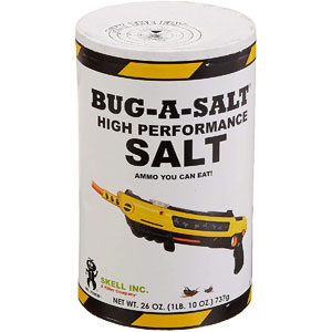 Bug-A-Salt ammo