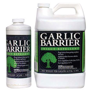garlic barrier insect repellent review